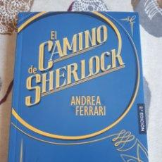 Libros: LIBRO.EL CAMINO DE SHERLOCK.2.EDICION.NUEVO.SANTILLANA. Lote 208444307