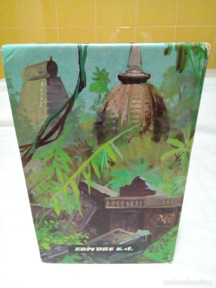 Libros: EL LIBRO DE LA SELVA -Rudyard Kipling - Foto 2 - 208893278