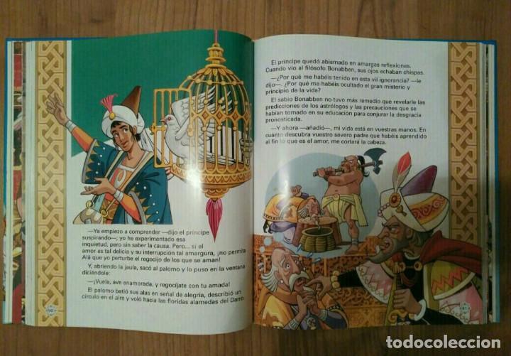 Libros: Libro infantil juvenil Cuentos de la Alhambra, 187pg a todo color, Susaeta - Foto 2 - 209037850