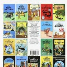 Libros: COLECCION COMPLETA LAS AVENTURAS DE TINTIN, LOTE DE 23 COMIC EDITORIAL JUVENTUD. Lote 209900768