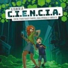 Libros: EL CLUB DE LA C.I.E.N.C.I.A.. Lote 210015410