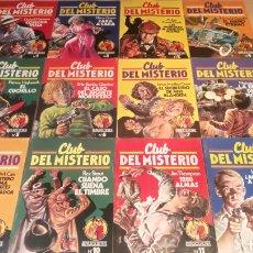 Libros: CLUB DEL MISTERIO. Lote 210125066