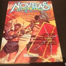 Libros: NOVELAS ILUSTRADAS. Lote 210128387