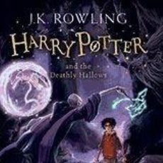 Libros: HARRY POTTER AND THE DEATHLY HALLOWS. Lote 210184700