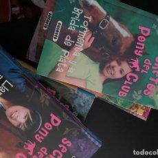 Libros: COLECCIÓN SECRETOS DEL PONEY CLUB. Lote 210315747