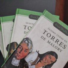 Libros: COLECCIÓN TORRES DE MALORY. Lote 210316476