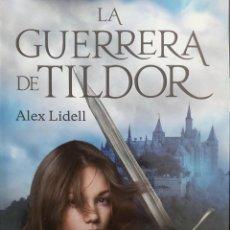 Libros: LA GUERRERA DE TILDOR. Lote 210316955