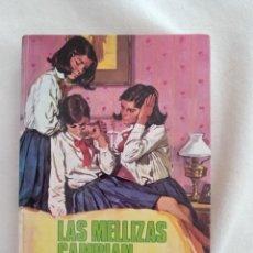 Libros: LAS MELLIZAS CAMBIAN DE COLEGIO, ENID BLYTON. Lote 210665969