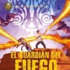 Libros: EL HIJO DEL TRUENO 2. EL GUARDIÁN DEL FUEGO. Lote 210712500