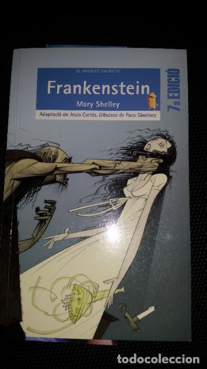 FRANKENSTEIN EN VALENCIA (Libros Nuevos - Literatura Infantil y Juvenil - Literatura Juvenil)