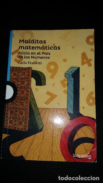MALDITAS MATEMÁTICAS (Libros Nuevos - Literatura Infantil y Juvenil - Literatura Juvenil)