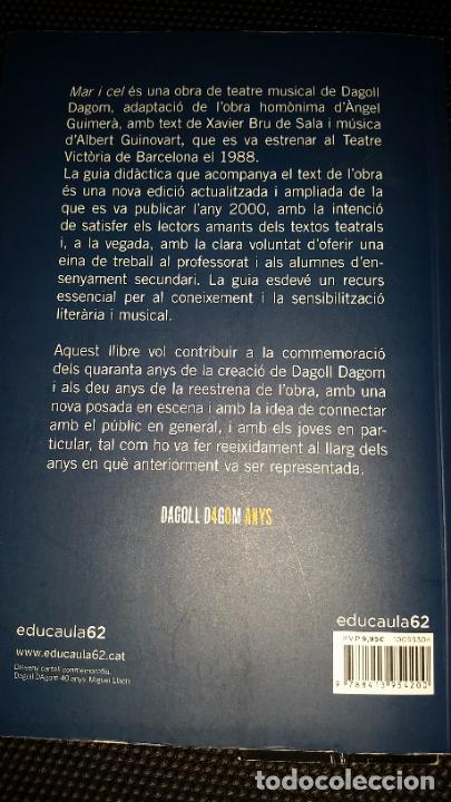 Libros: MAR I CEL .LITERATURA EN VALENCIA PARA ESTUDIANTES DE LA ESO - Foto 2 - 210934164