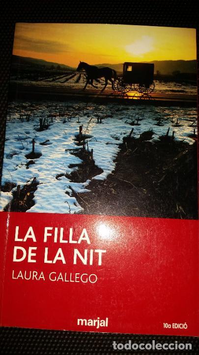 LA FILLA DE LA NIT. AUTORA LAURA GALLEGO (Libros Nuevos - Literatura Infantil y Juvenil - Literatura Juvenil)
