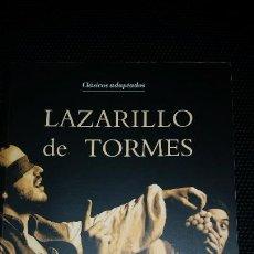 Libros: LAZARILLO DE TORMES . PARA ESTUDIANTES DE LA ESO. Lote 210934376