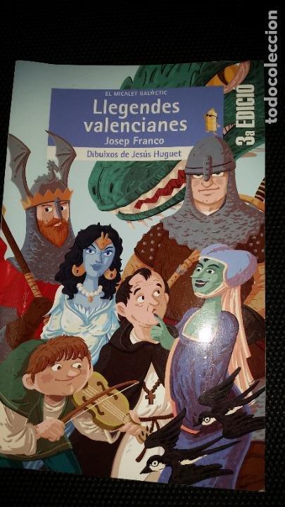 LEGENDES VALENCIANES. PARA LA ESO (Libros Nuevos - Literatura Infantil y Juvenil - Literatura Juvenil)