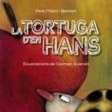 Libros: LA TORTUGA DEN HANS. Lote 211666696