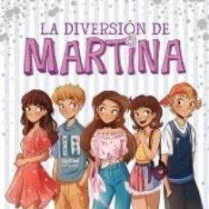 Libros: ELEGIDA PARA LA FINAL (LA DIVERSIÓN DE MARTINA 9). Lote 211670418