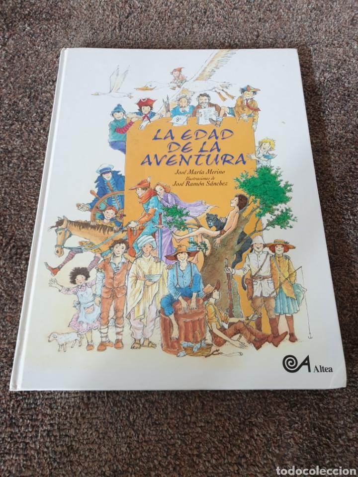 LIBRO INFANTIL LA EDAD DE LA AVENTURA (Libros Nuevos - Literatura Infantil y Juvenil - Literatura Juvenil)