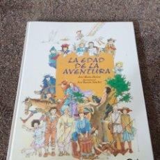 Libros: LIBRO INFANTIL LA EDAD DE LA AVENTURA. Lote 211936633