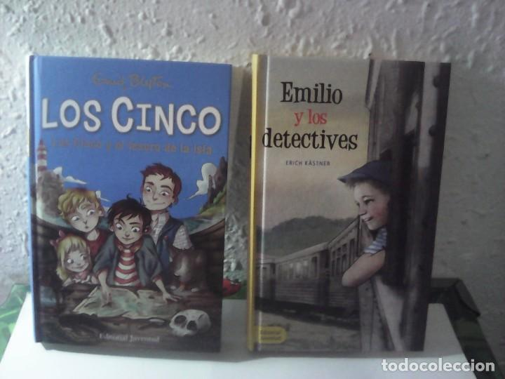 LOTE 2 LIBROS JUVENILES NUEVOS SIN LEER (Libros Nuevos - Literatura Infantil y Juvenil - Literatura Juvenil)