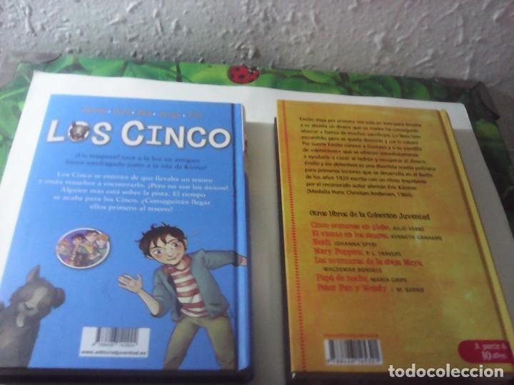 Libros: lote 2 libros juveniles nuevos sin leer - Foto 4 - 211999462