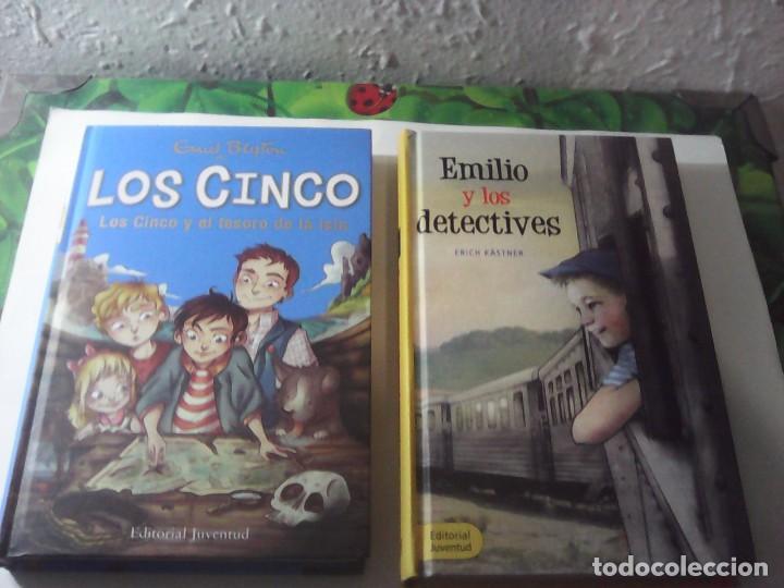 Libros: lote 2 libros juveniles nuevos sin leer - Foto 5 - 211999462