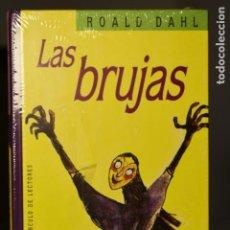 Livros: LAS BRUJAS// EL GRAN GIGANTE BONACHÓN- ROALD DAHL- ED. CÍRCULO DE LECTORES. Lote 212814095
