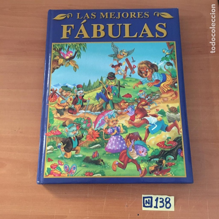 LAS MEJORES FÁBULAS (Libros Nuevos - Literatura Infantil y Juvenil - Literatura Juvenil)