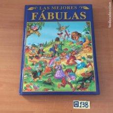 Libros: LAS MEJORES FÁBULAS. Lote 213027438
