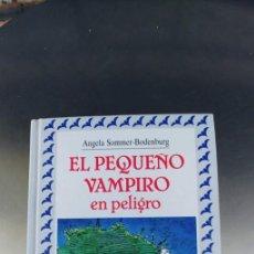 Libros: EL PEQUEÑO VAMPIRO. ED. CÍRCULO DE LECTORES, 1990,TAPA DURA,158 PAGINAS,PERFECTO ESTADO. Lote 213657031