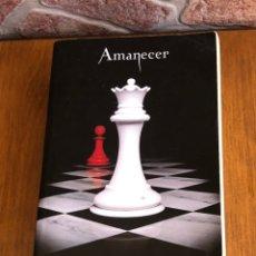 Libros: AMANECER STEPHENIE MEYER ( SAGA CREPÚSCULO). Lote 213955933