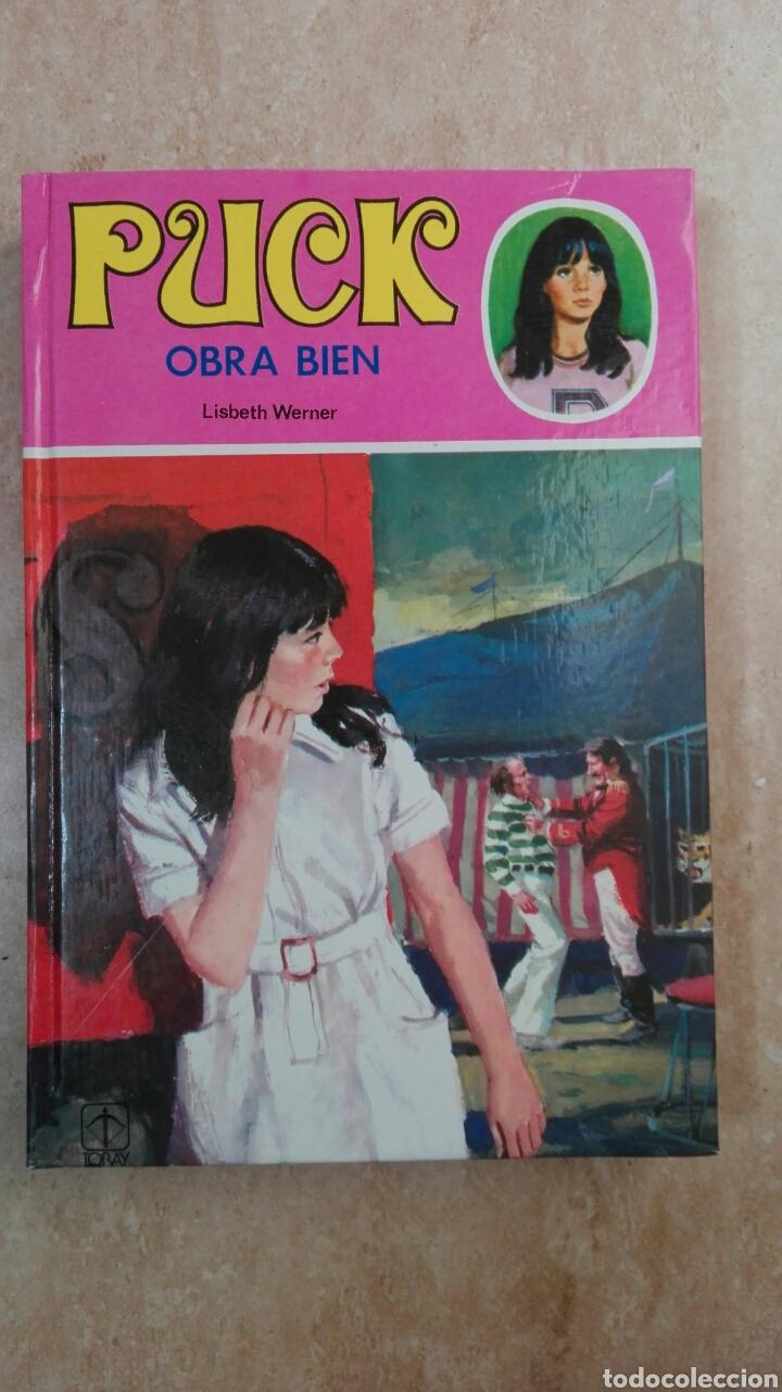 PUCK OBRA BIEN (LISBETH WERNER) NOVELA JUVENIL (Libros Nuevos - Literatura Infantil y Juvenil - Literatura Juvenil)