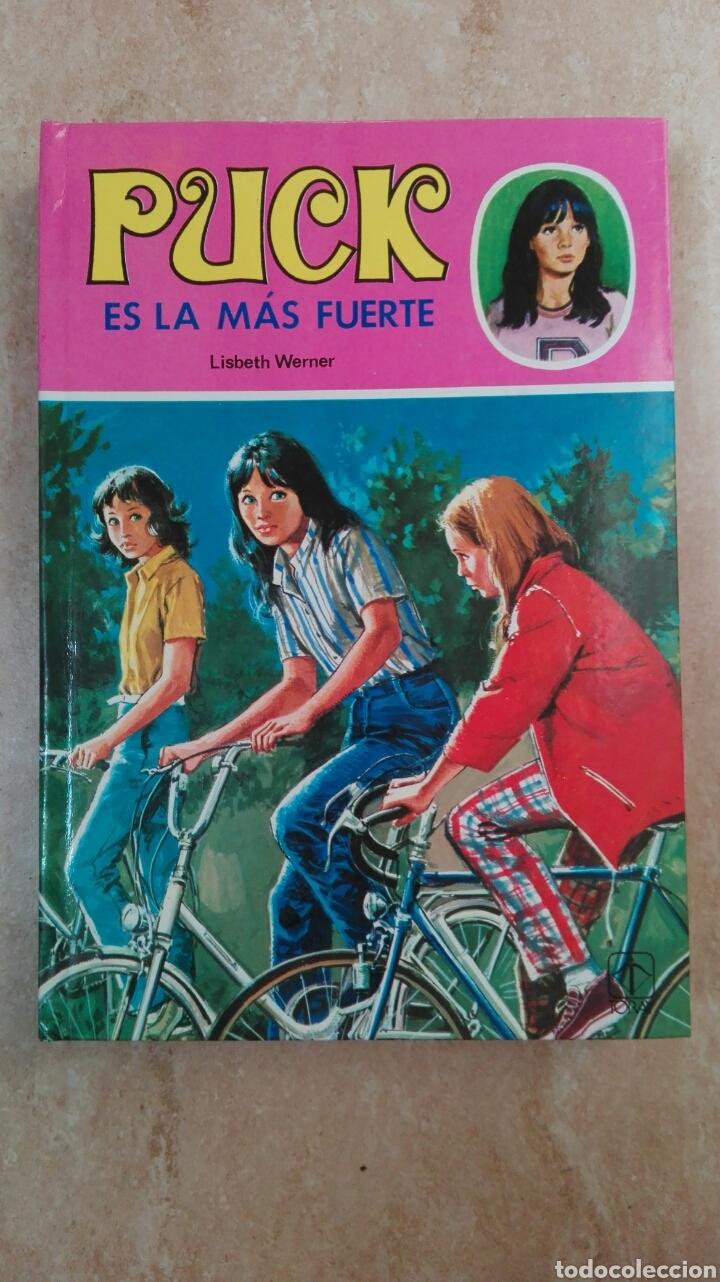 PUCK ES LA MAS FUERTE (LISBETH WERNER) NOVELA JUVENIL (Libros Nuevos - Literatura Infantil y Juvenil - Literatura Juvenil)