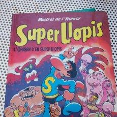 Libros: SUPER LLOPIS ::1989 LIBRO 1° EDICIÓN. Lote 214696948