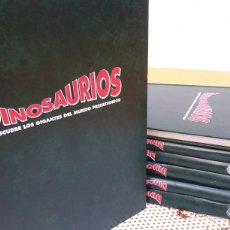 Libros: COLECCIÓN LIBROS DINOSAURIOS . :::1 AL 7 DINOSAURIOS 1993. Lote 214701201
