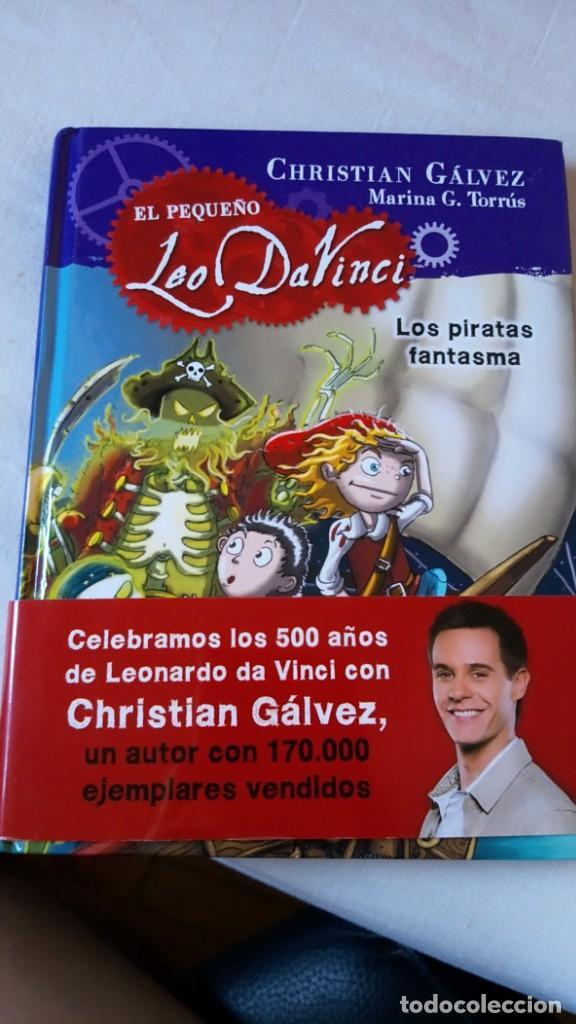 EL PEQUEÑO LEO DA VINCI 3 (Libros Nuevos - Literatura Infantil y Juvenil - Literatura Juvenil)