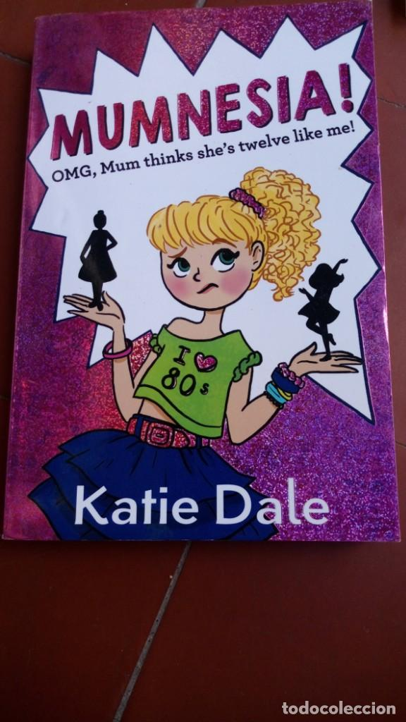MUMNESIA. ENGLISH READING (Libros Nuevos - Literatura Infantil y Juvenil - Literatura Juvenil)