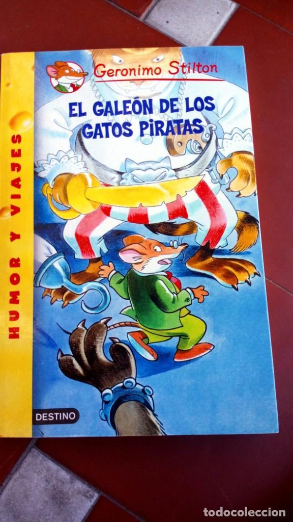 EL GALEÓN DE LOS GATOS PIRATA (Libros Nuevos - Literatura Infantil y Juvenil - Literatura Juvenil)