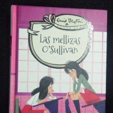 """Libros: LAS MELLIZAD O""""SULLIVAN ENID BLYTON NUEVO LIBRO JUVENIL TIPO LOS CINCO AVENTURAS. Lote 216767803"""