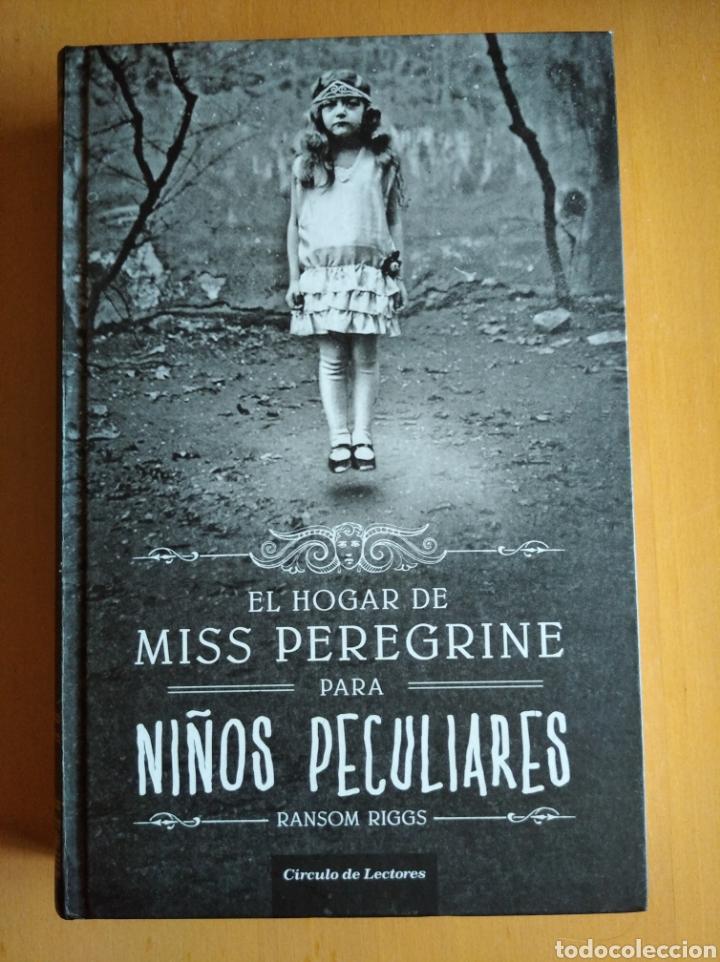 EL HOGAR DE MISS PEREGRINE PARA NIÑOS PECULIARES. (Libros Nuevos - Literatura Infantil y Juvenil - Literatura Juvenil)