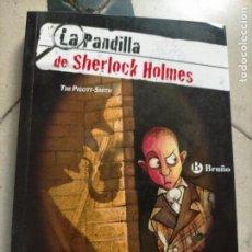 Libros: LA PANDILLA DE SHERLOCK HOLMES. EL TATUAJE DEL DRAGÓN. TIM PIGOTT-SMITH. Lote 218203426