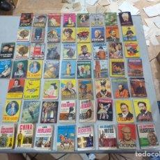 Libros: LOTE DE 58 MINI LIBRITOS PEQUEÑOS VARIADOS. VER FOTOS. Lote 218944733