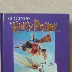 Libros: EL MUNDO DE HARRY POTTER- LIBRO PUZZLE. Lote 219322960