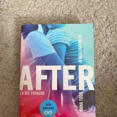 Libri: AFTER-EN MIL PEDAZOS-ANNA TODD. Lote 219885180