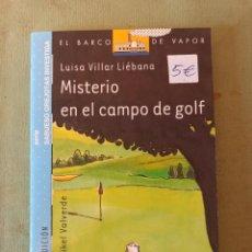 Libros: MISTERIO EN EL CAMPO DE GOLF. Lote 220414897