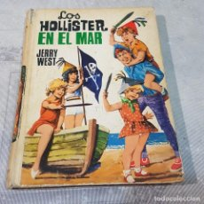 Libros: LOS HOLLISTER EN EL MAR. Lote 220670840