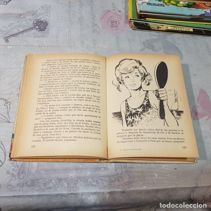 Libros: LOS HOLLISTER EN EL MAR - Foto 3 - 220670840