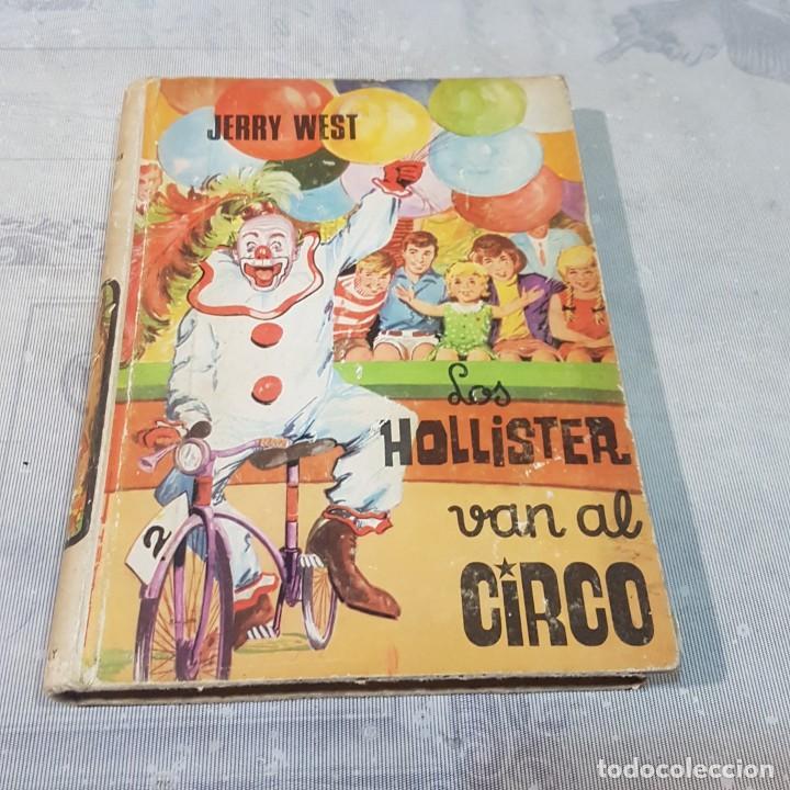 LOS HOLLISTER VAN AL CIRCO (Libros Nuevos - Literatura Infantil y Juvenil - Literatura Juvenil)