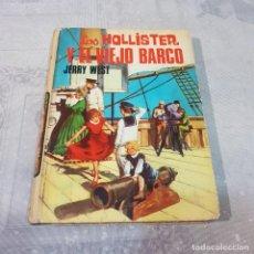 Libros: LOS HOLLISTER Y EL VIEJO BARCO. Lote 220671078