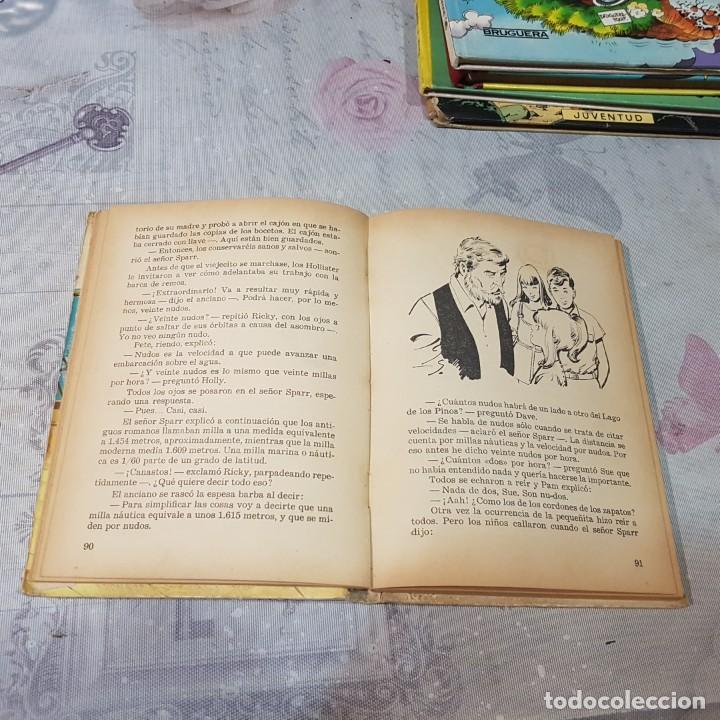 Libros: LOS HOLLISTER Y EL VIEJO BARCO - Foto 3 - 220671078